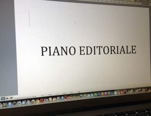 PIANO EDITORIALE – COME SI FA?