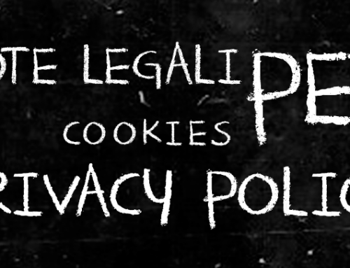 Privacy Policy, Note Legali, Cookies e PEC