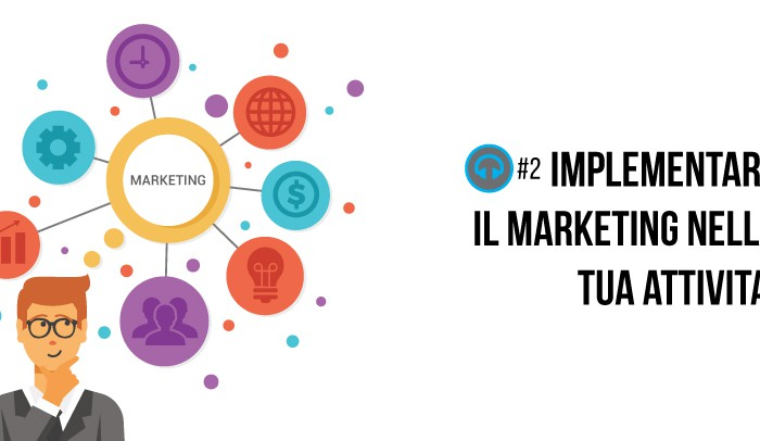 implementare il marketing in azienda